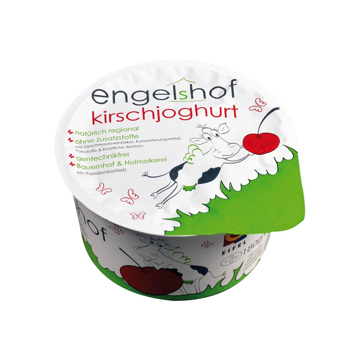 Kirsch Joghurt