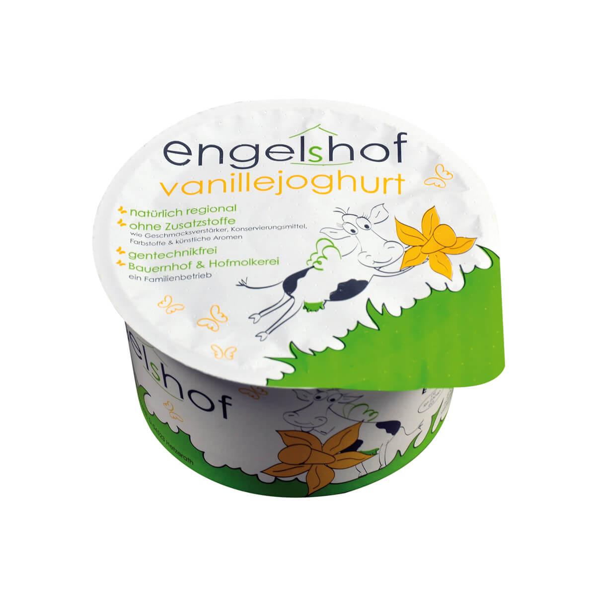 Vanille Joghurt