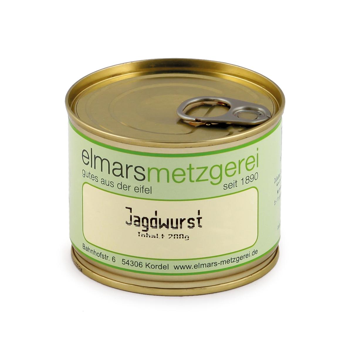 Jagdwurst 200g