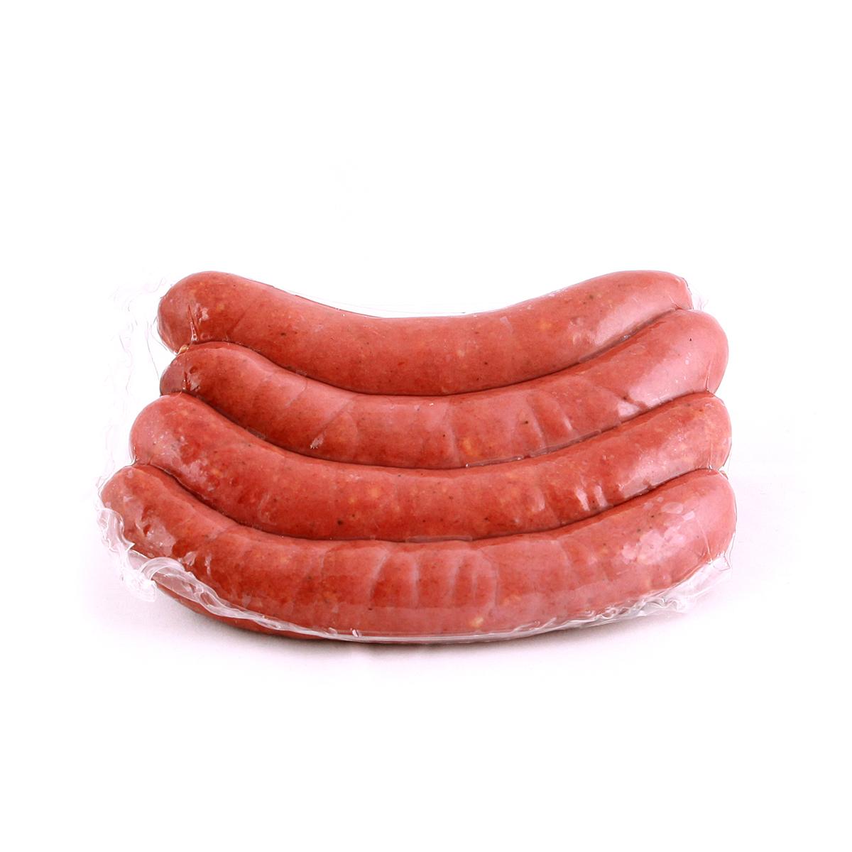 Rinderwurst 4er